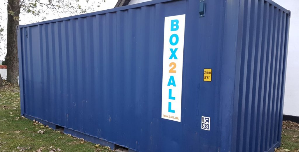 Box2all - Container